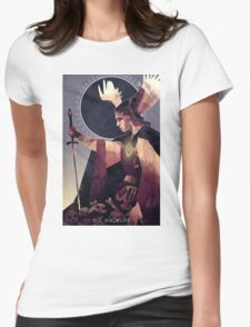 Die Walküre (The Valkyrie) Womens Fitted T-Shirt