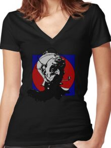 Creator Women's Fitted V-Neck T-Shirt