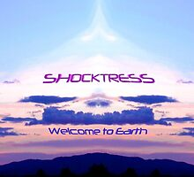 SHOCKTRESS: welcome to earth tall cover by shocktress