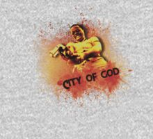 City of God - Li'l Zé by jcalardo