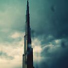 Burj Khalifa by Olivia McNeilis