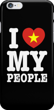 I Heart (Love) My Viet People by iloveisaan