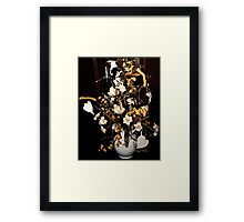 """""""Jonquils"""" Framed Print"""