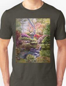 Japanese Tea Garden - San Francisco Unisex T-Shirt