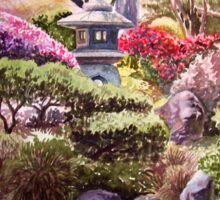 Japanese Tea Garden - San Francisco Sticker