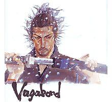 Miyamoto Musashi - Vagabond - Raw Photographic Print