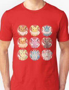 Eevee Evolution T-Shirt