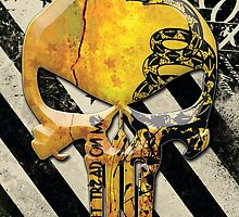 Dont Tread on Me by CBvisiondesign