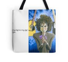 Dusky Resolution - Quote Tote Bag