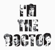 I'M THE DOCTOR Kids Clothes