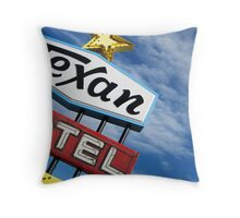 Texan 2 Throw Pillow