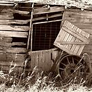 Old and Worn Out by Scott Hendricks