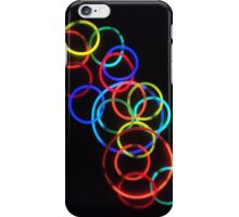Glow Sticks - One (iPhone / iPod Case) iPhone Case/Skin