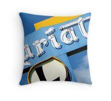 Lariat 2 Throw Pillow