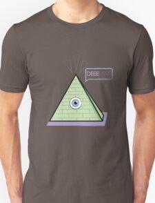 All seeing pyramid T-Shirt