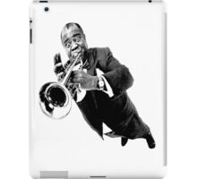 Louis Armstrong iPad Case/Skin