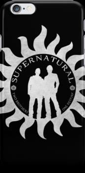 Supernatural - 2 Brothers 1 Destiny by Noxika