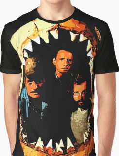 Quint , Brody , Hooper Graphic T-Shirt