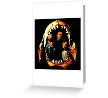 Quint , Brody , Hooper Greeting Card
