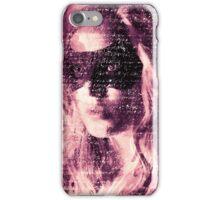 Sara Lance in Watercolor iPhone Case/Skin