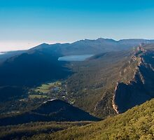 View from Boroka Lookout by Alex Fricke