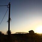 Gunbalanya Sun Rise, Arnhem Land by Katrina Gubbins