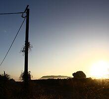 Gunbalanya Sun Rise, Arnhem Land by katrina-marie