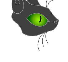 Kitty Kitty Grey by Ninjangulo