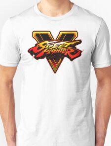 Street Fighter V - Logo Unisex T-Shirt