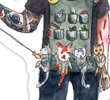 Kitten Foster Utility Belt™ Sticker