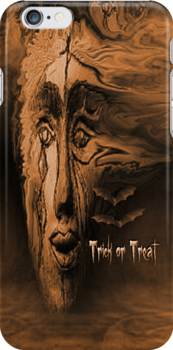 It's Halloween IPhone Case by Carmen Holly