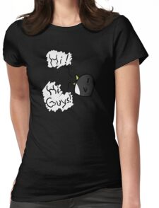 Earl the Penguin Tee Womens Fitted T-Shirt