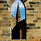Through an Arch at Port Arthur. by myraj