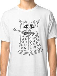 Dalek Owl Classic T-Shirt