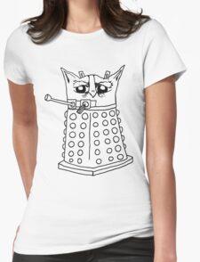 Dalek Owl Womens T-Shirt