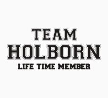 Team HOLBORN, life time member by cynthiav