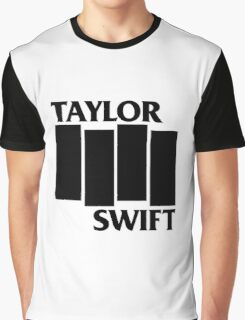 Taylor Swift Is Punk As F**K Graphic T-Shirt