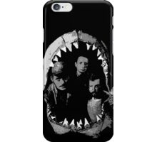Quint , Brody , Hooper iPhone Case/Skin