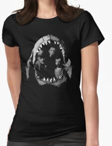 Quint , Brody , Hooper Womens Fitted T-Shirt