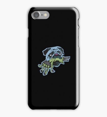 Sticker? Dogs VS. Zombies iPhone Case/Skin