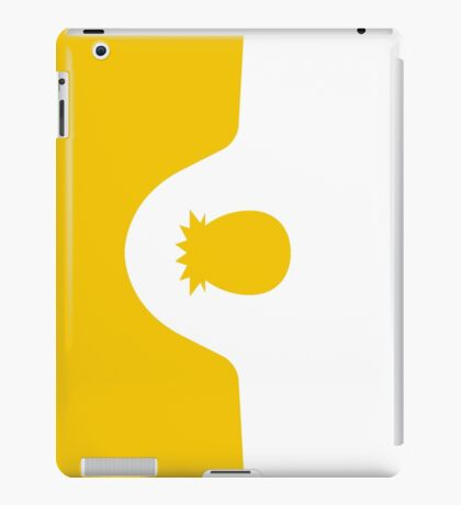 Prodigious Pineapple (PiBook) iPad Case/Skin