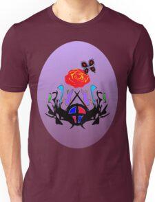 ை♠Vintage Royal Crest Clothing & Stickers&♠ை Unisex T-Shirt