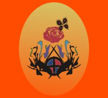 ை♠Vintage Royal Crest Posh Clothing & Stickers&♠ை by Fantabulous
