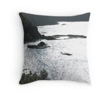 norfolk island scenery 6 Throw Pillow