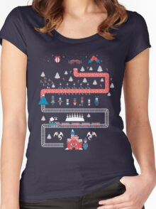 Thats What Christmas Is For!  Women's Fitted Scoop T-Shirt