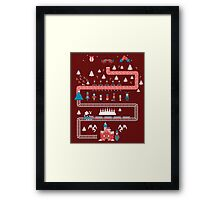 Thats What Christmas Is For!  Framed Print