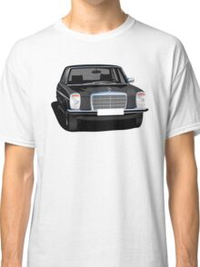 Mercedes-Benz W114/w115 illustration black Classic T-Shirt
