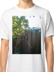 Spider Web Rainbows Classic T-Shirt