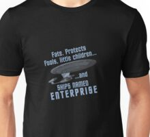 Protected by Fate Unisex T-Shirt