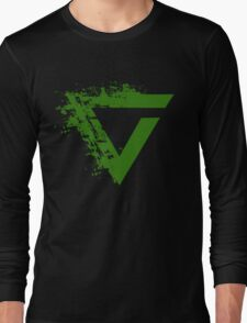 Witcher Axii sign Long Sleeve T-Shirt